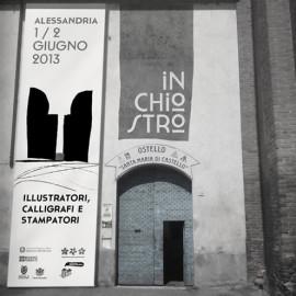 Stamperia 74/b – Milano Printmakers ad Inchiostro Festival Alessandria