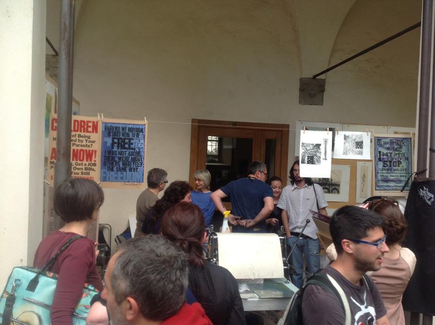 Stamperia 74/b - Milano Printmakers