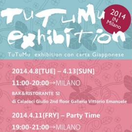TuTuMu Exhibition in Milano