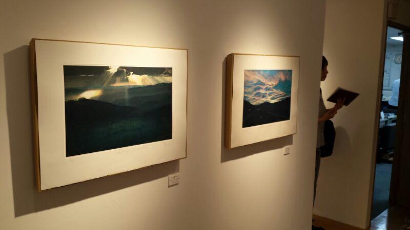 O RI E Art Gallery - Federico Romero Bayter