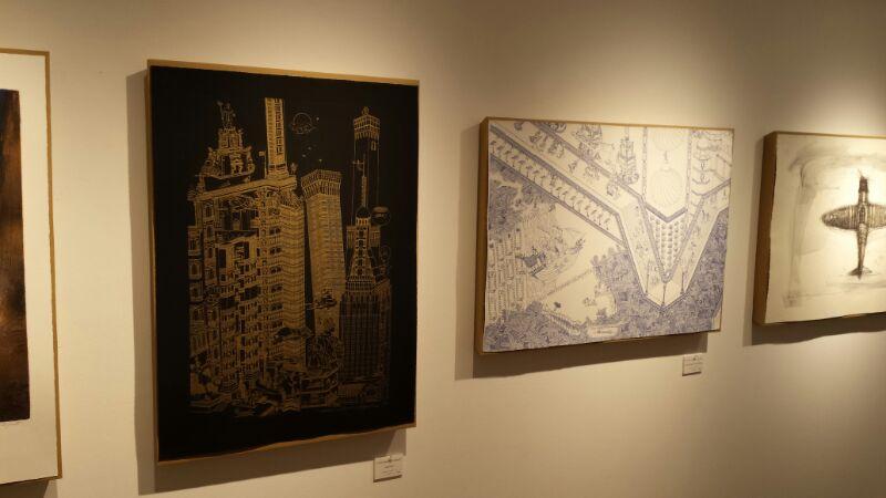 O RI E Art Gallery - Nicola Villa