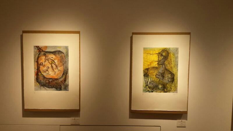 O RI E Art Gallery - Sandro Bracchitta