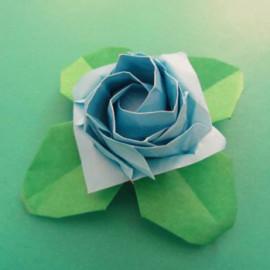 Dimostrazione di origami
