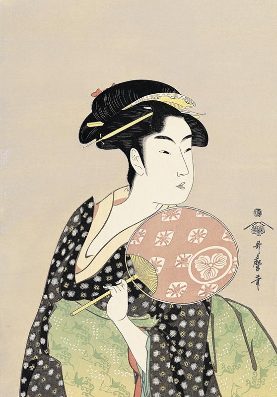Ukiyoe – Utamaro