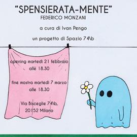 SPENSIERATA-MENTE di Federico Monzani