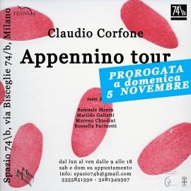 Appennino tour di Claudio Corfone